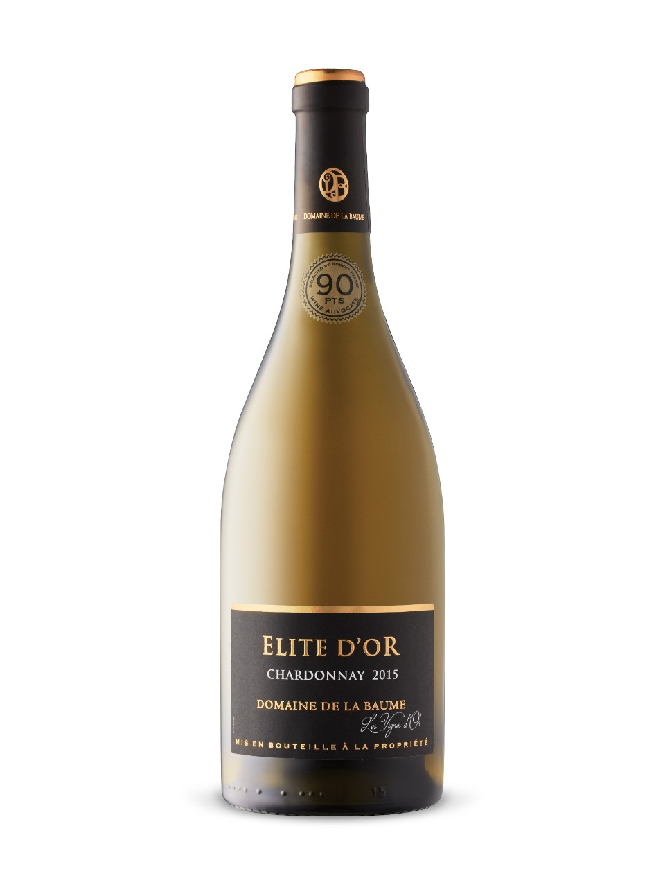 Image for Domaine de la Baume Elite d'Or Chardonnay 2015 from LCBO
