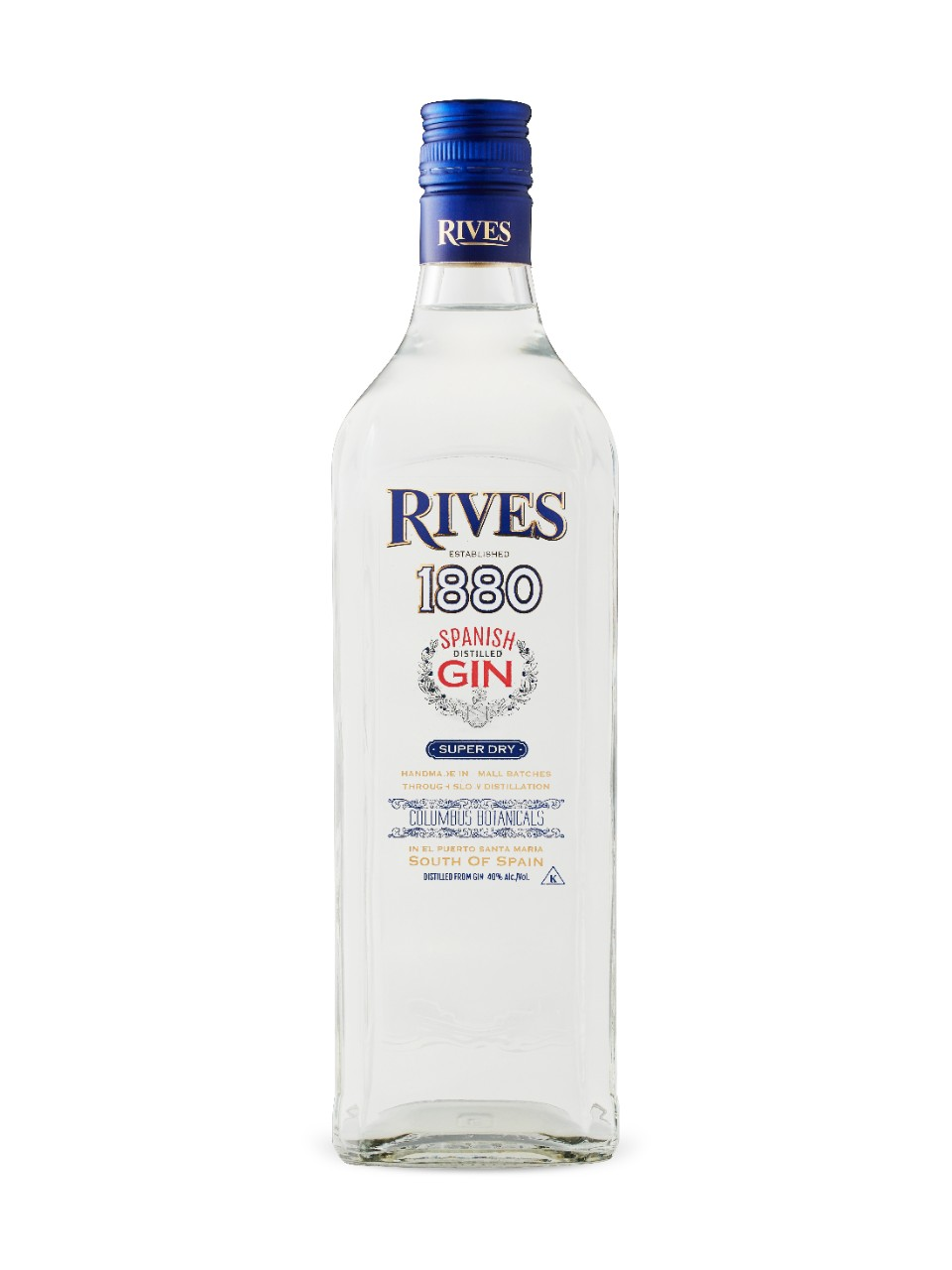 Rives 1880 London Dry Gin (Fraternity Spirits) from LCBO