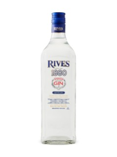 Rives 1880 London Dry Gin (Fraternity Spirits)