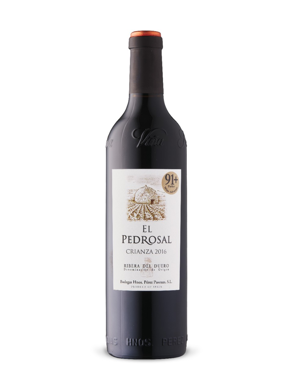 Image for El Pedrosal Crianza 2014 from LCBO