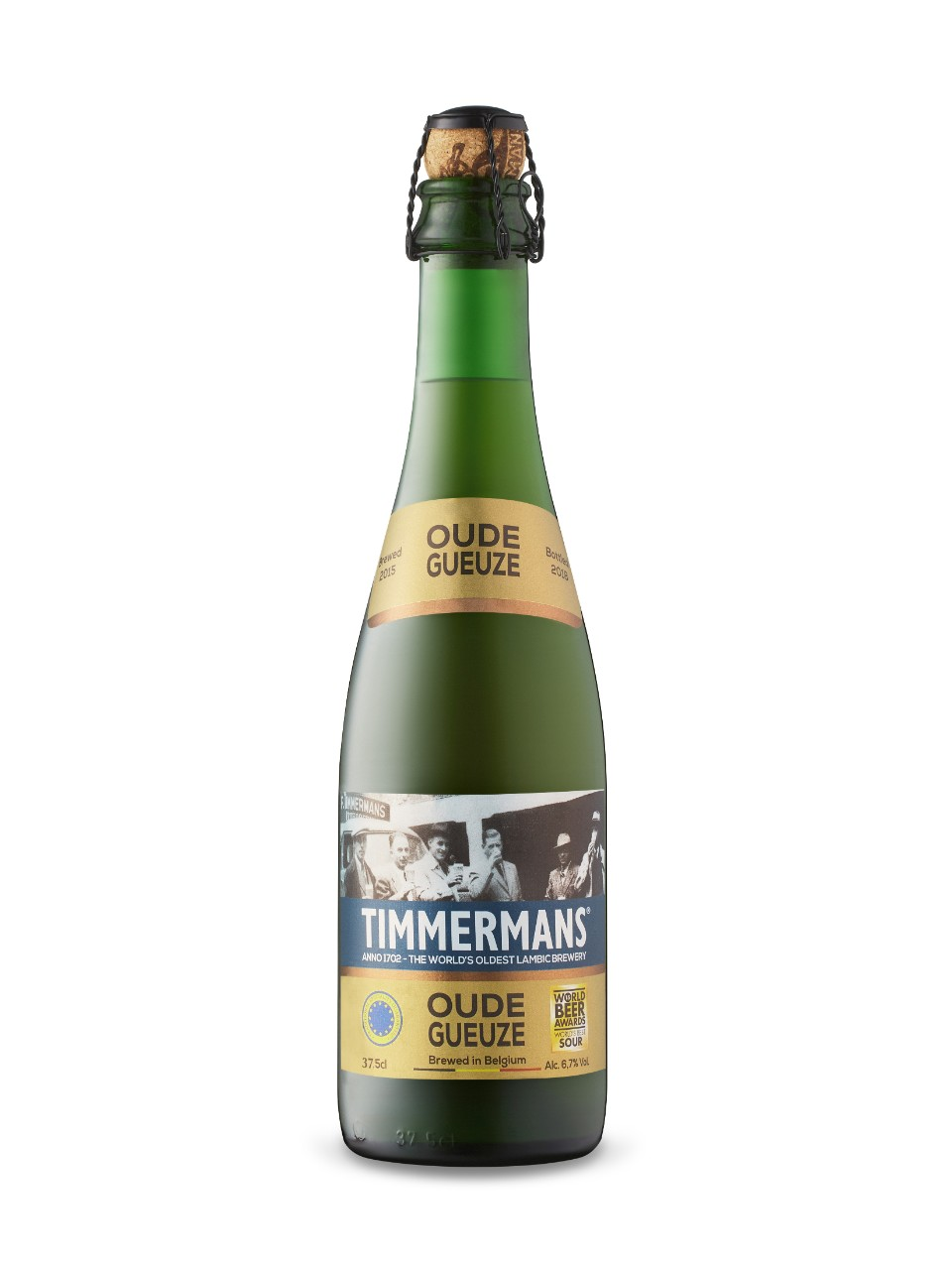 Timmerman's Oude Gueze