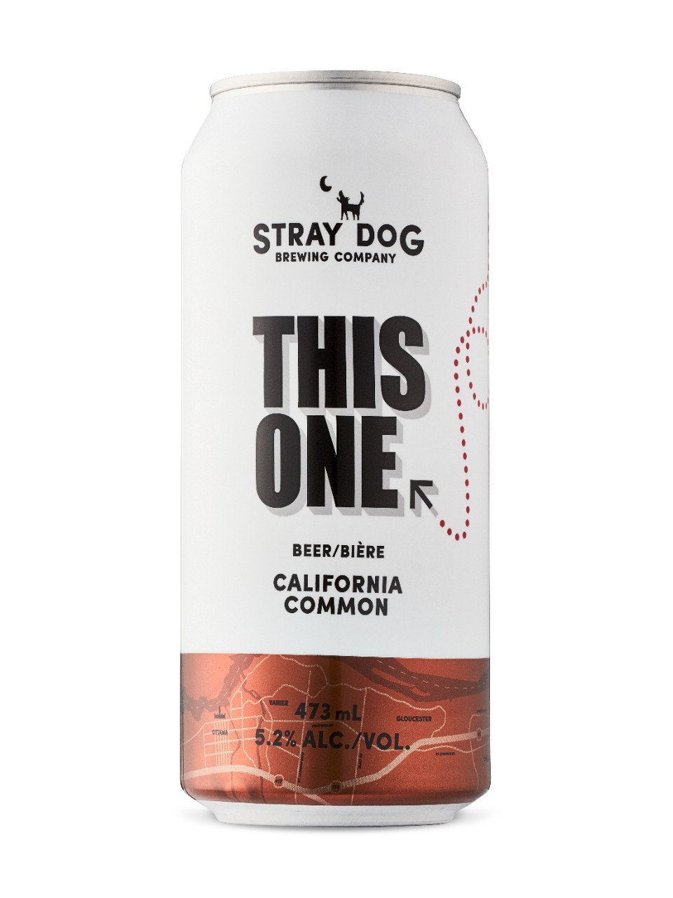 Image for Stray Dog California Common from LCBO