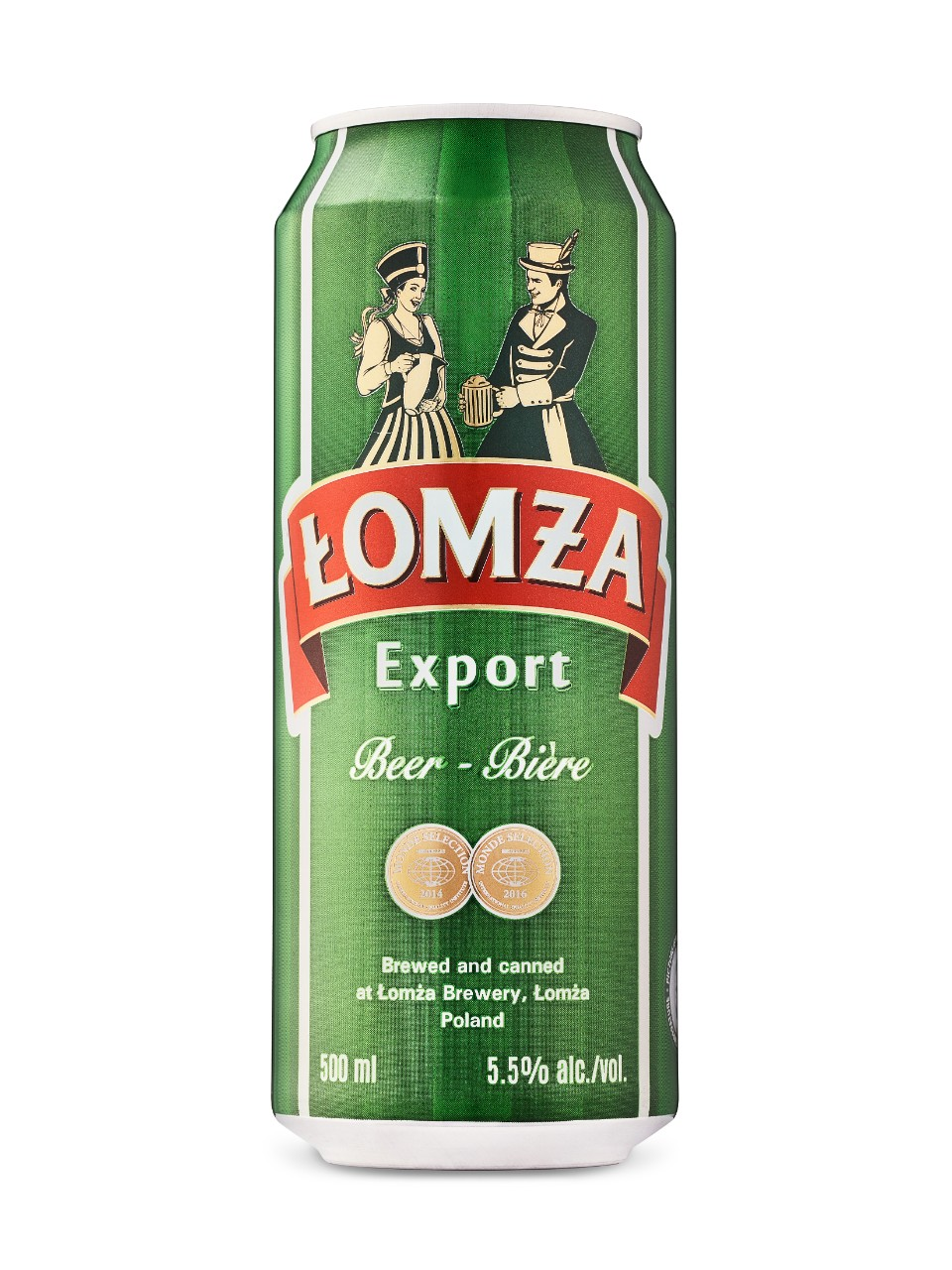 Image for Lomza Beer from LCBO