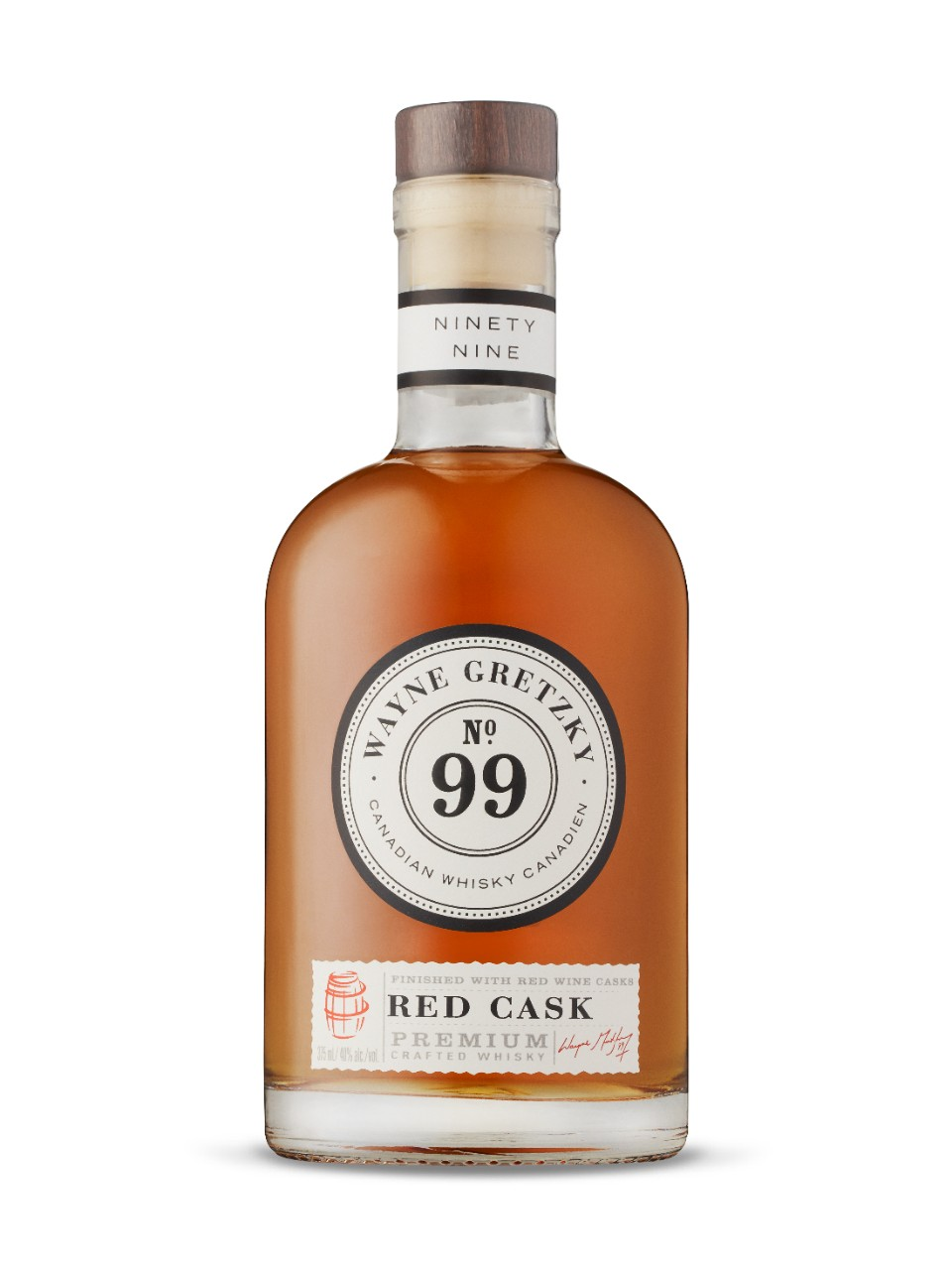Wayne Gretzky Red Cask Whisky from LCBO