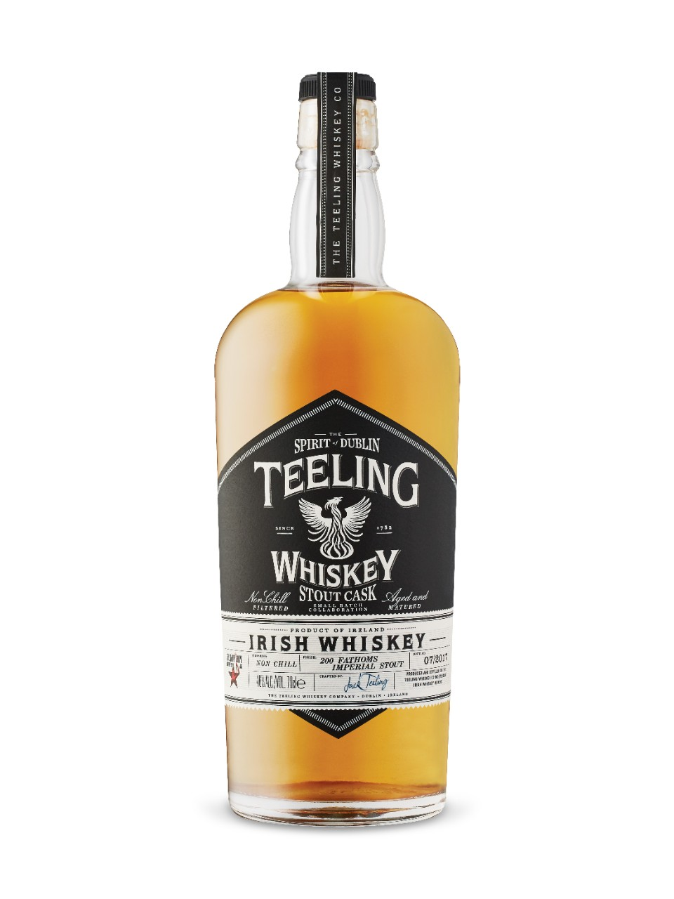 Image for Teeling Stout Cask Irish Whiskey from LCBO