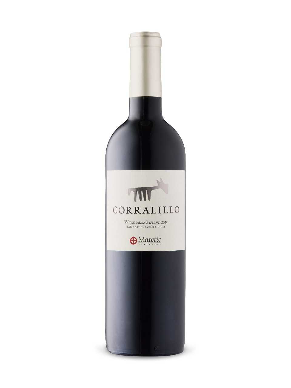 Corralillo Winemaker's Blend Matetic 2014