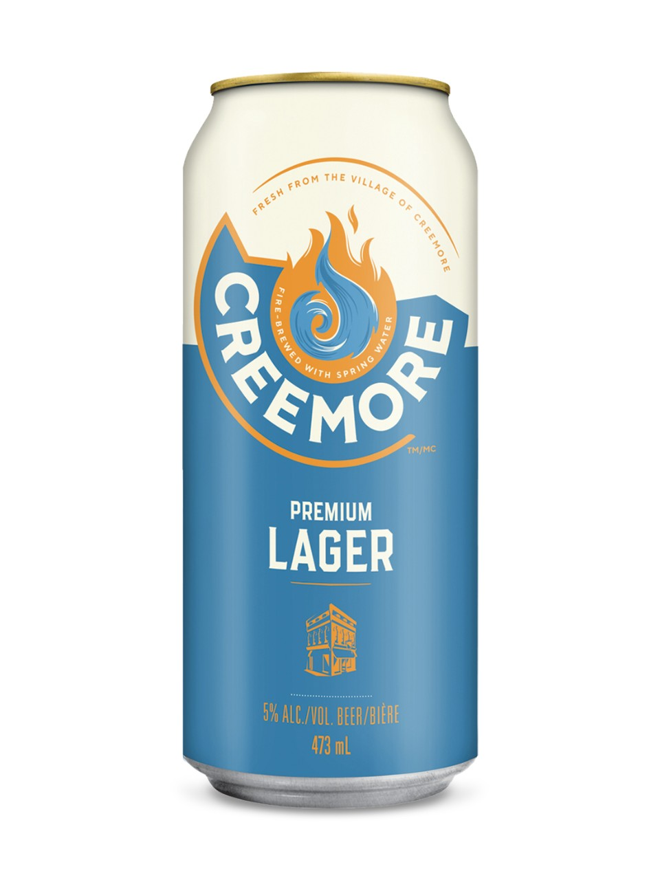 Image for Creemore Springs Premium Lager from LCBO
