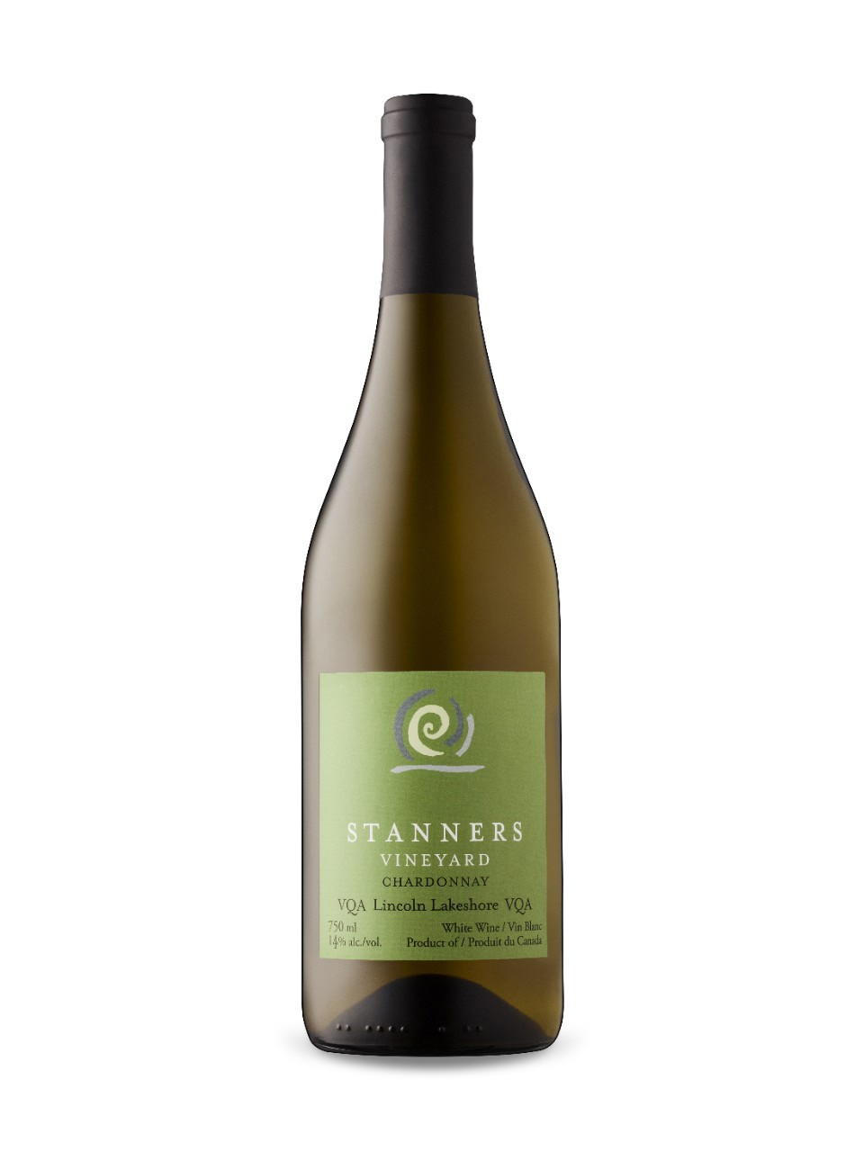Image for Stanners Chardonnay Lincoln Lakeshore VQA from LCBO