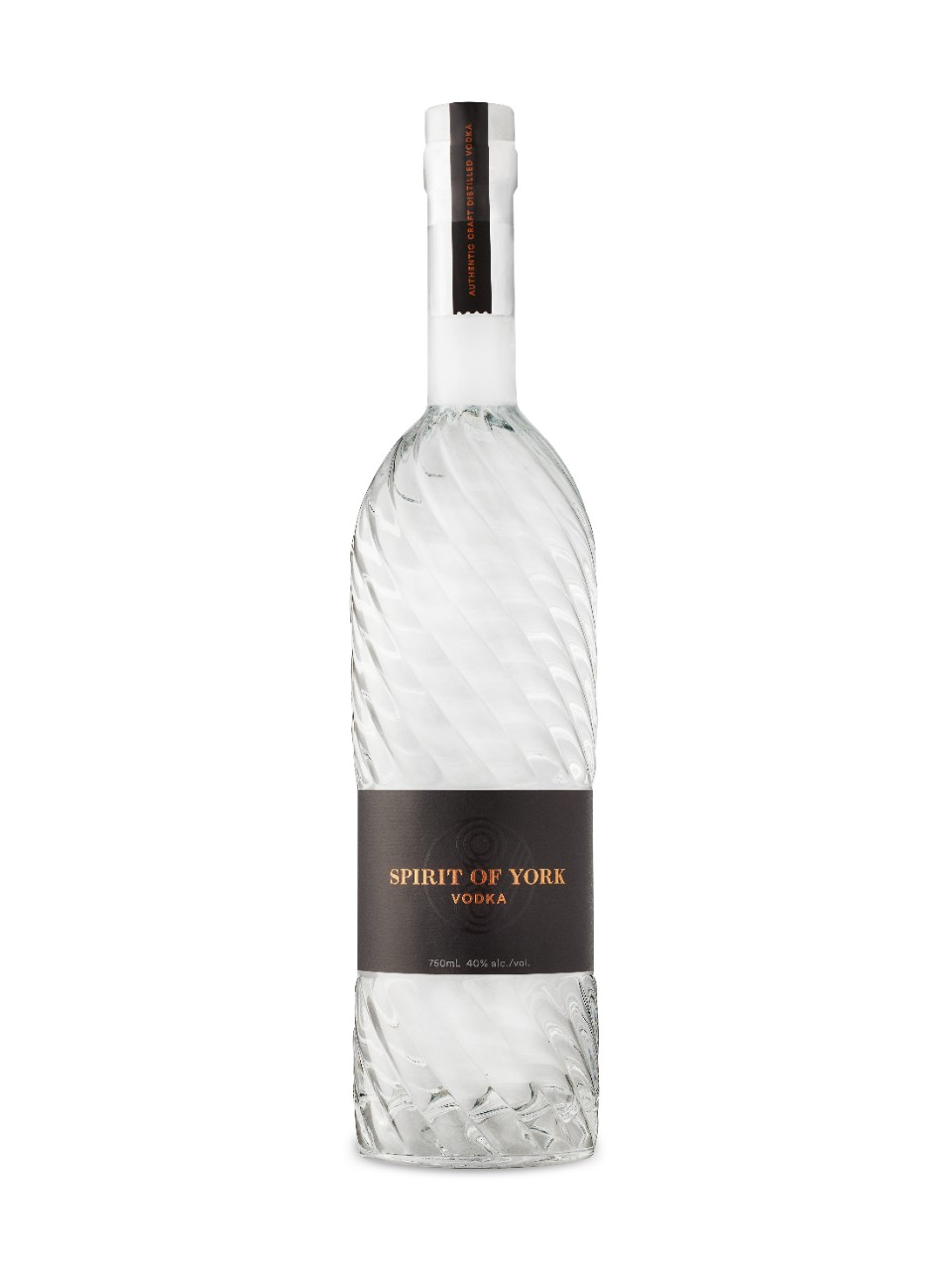 Image for Spirit Of York Vodka from LCBO