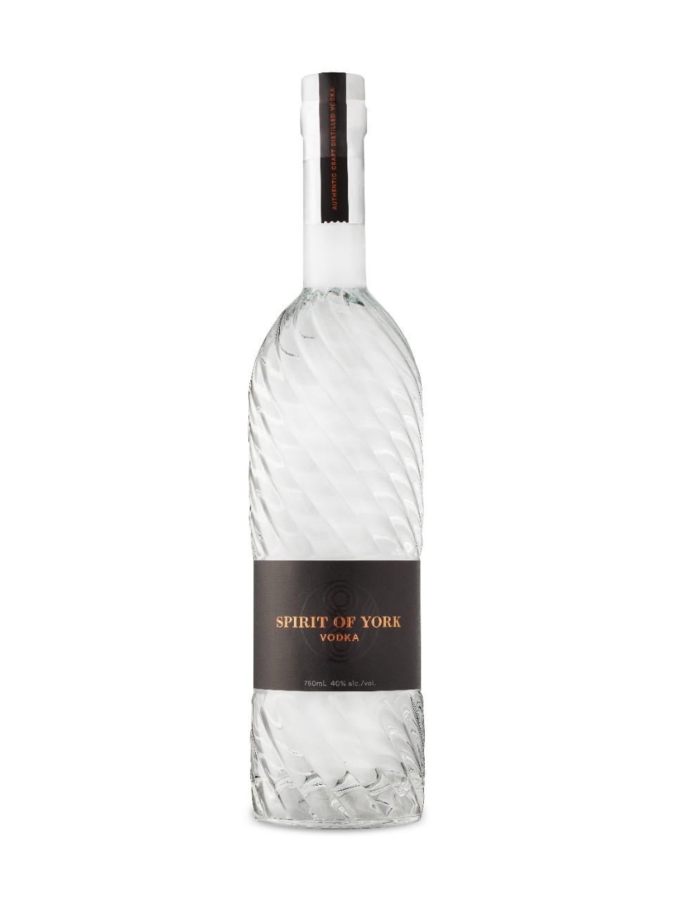 Spirit Of York Vodka Lcbo
