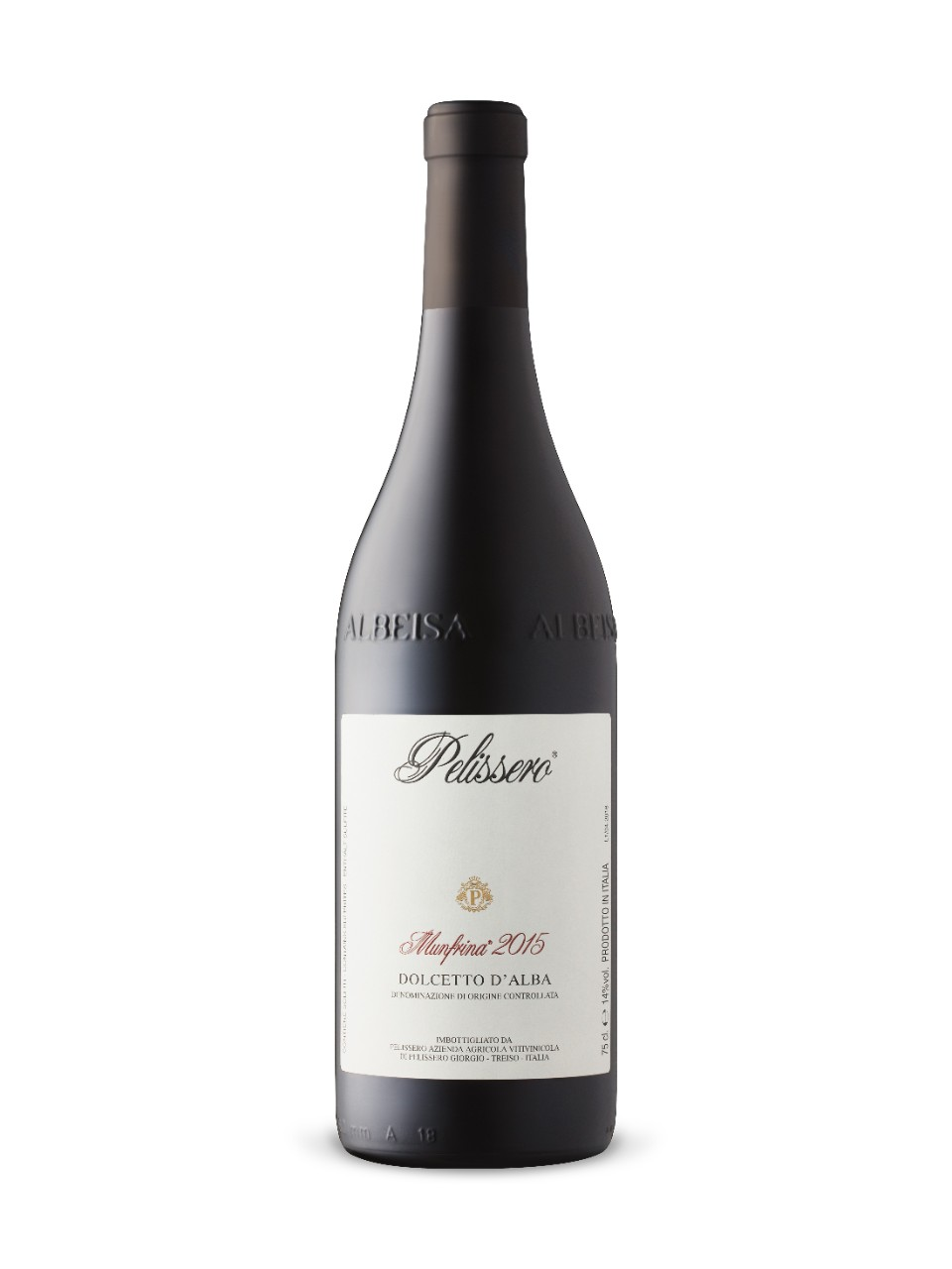 Image for Pelissero Munfrina Dolcetto D'Alba 2015 from LCBO
