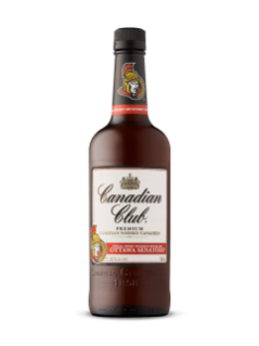 Whisky Canadian Club Premium Ottawa Senators Edition