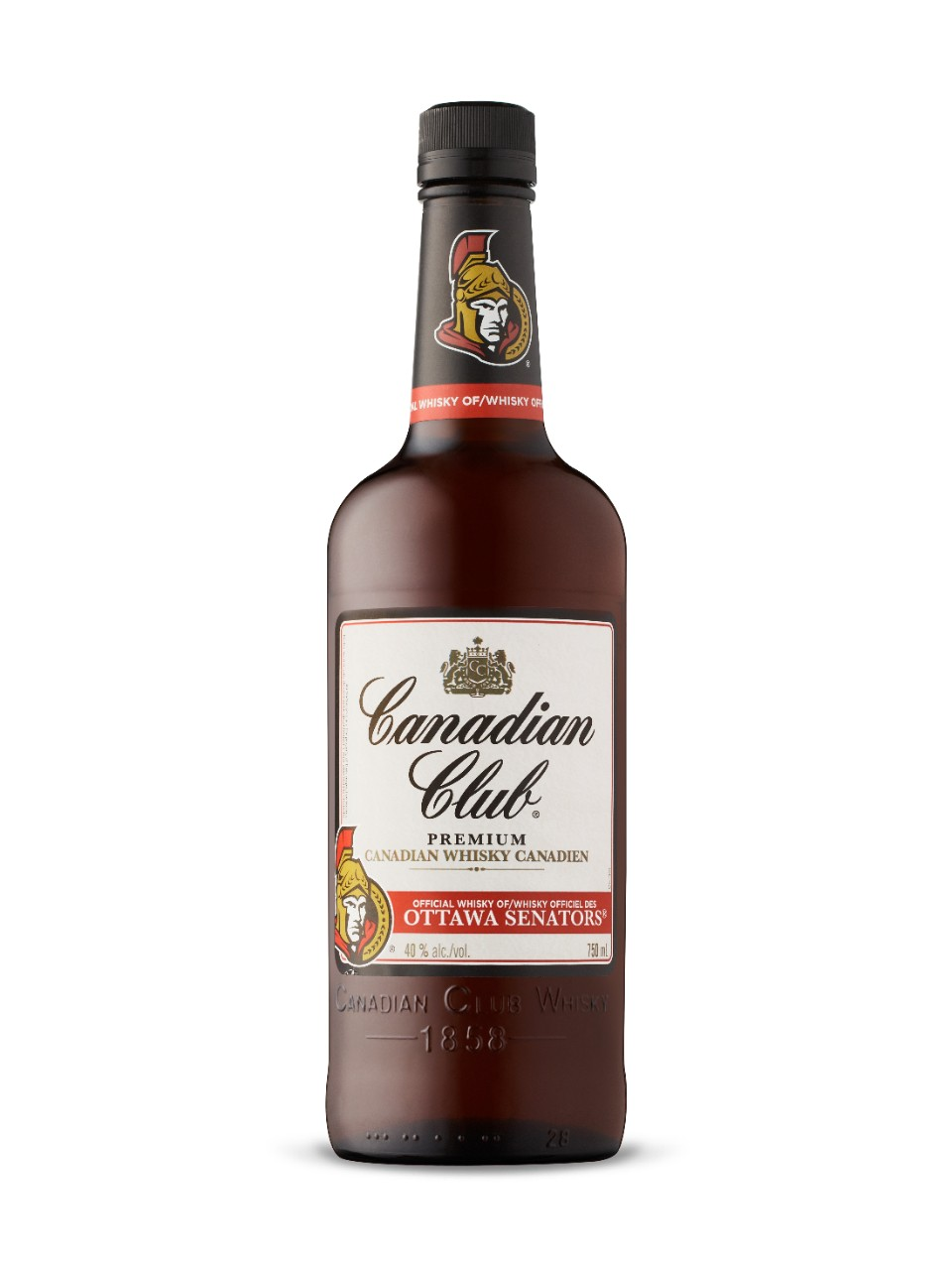 Image for Canadian Club Whisky Ottawa Senators Edition from LCBO
