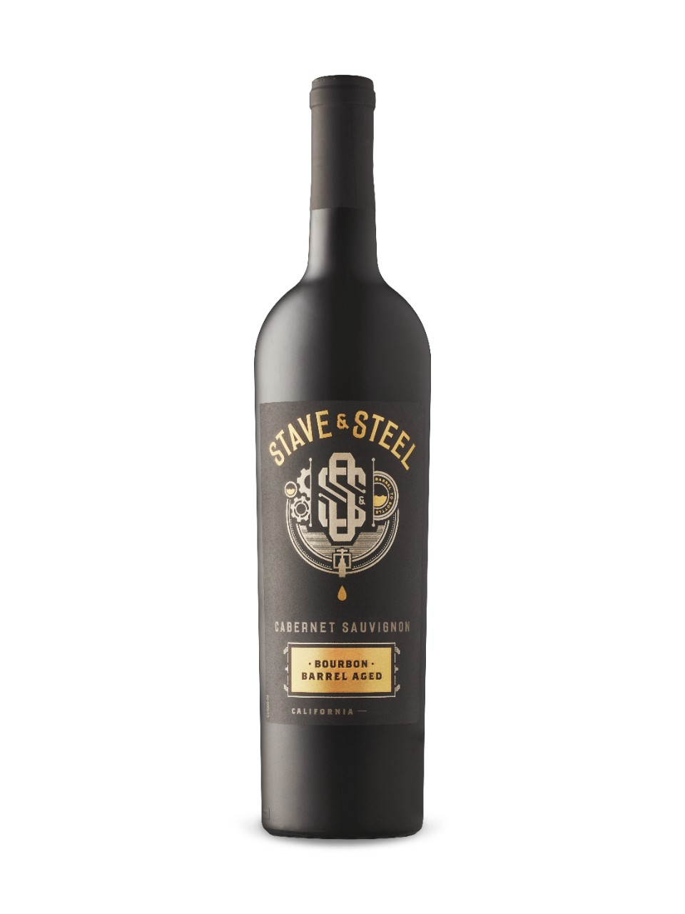 Stave & Steel Bourbon Barrel Aged Cabernet Sauvignon from LCBO