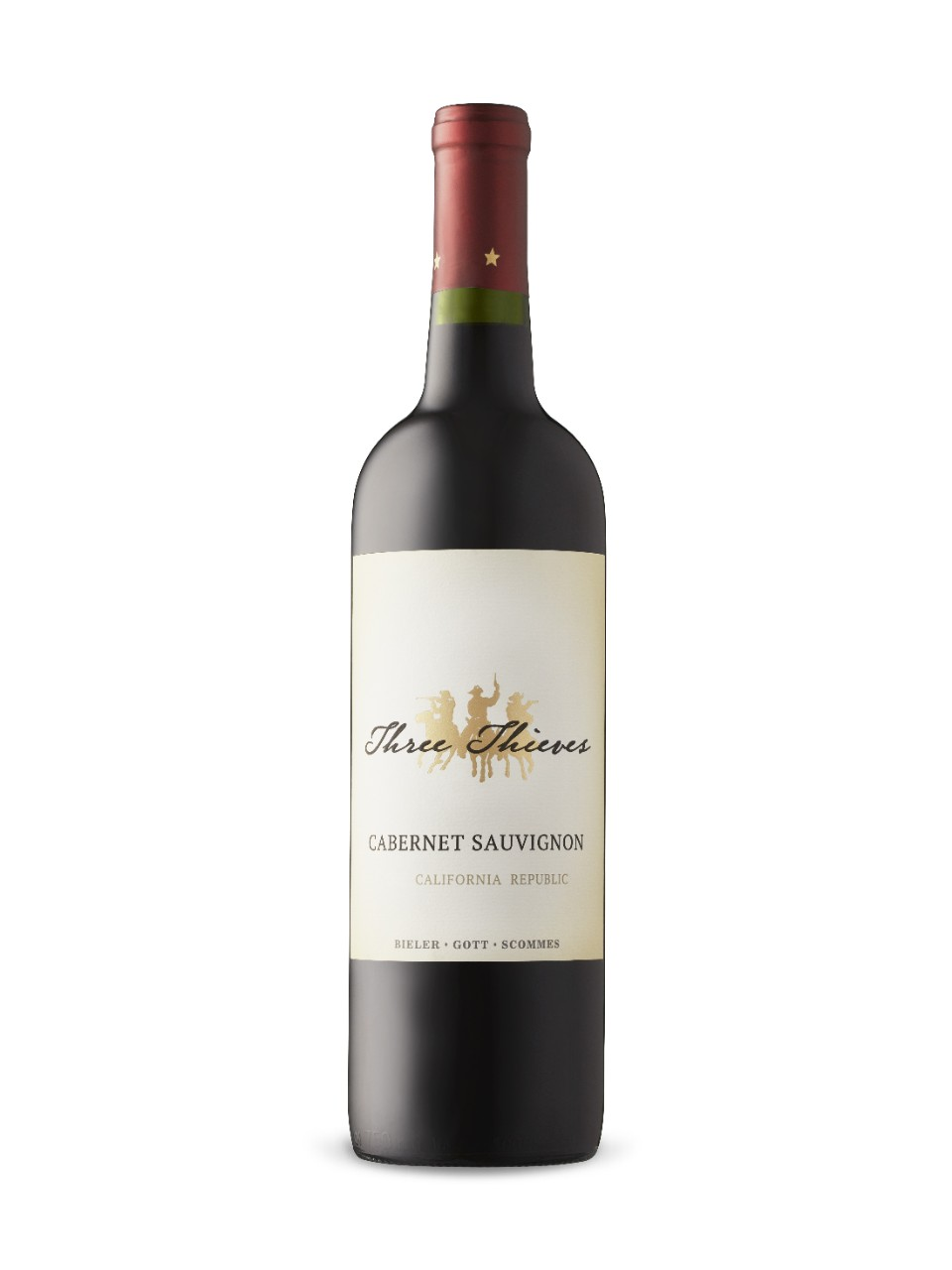 Image for Three Thieves Cabernet Sauvignon from LCBO