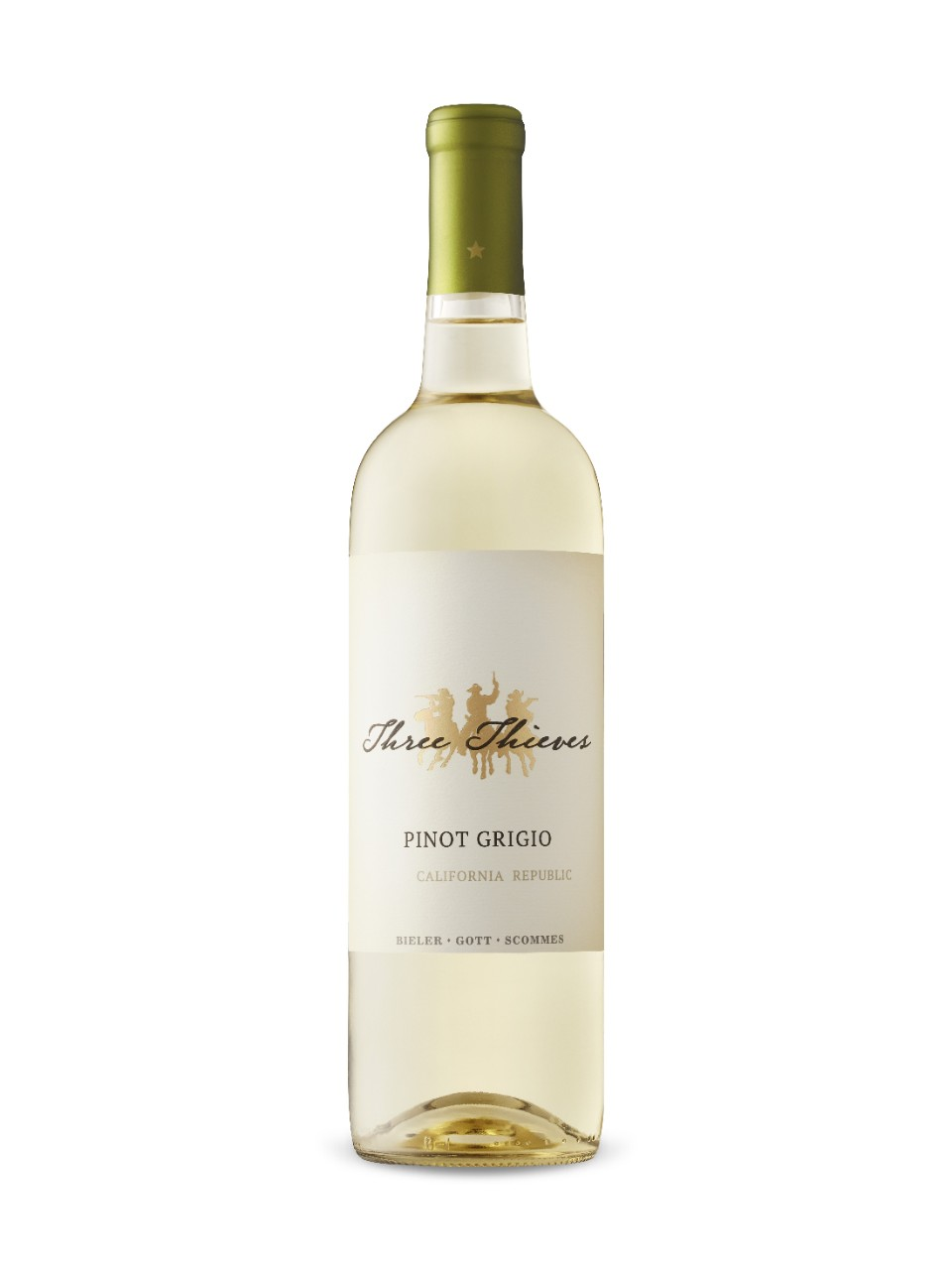 Image for Three Thieves Pinot Grigio from LCBO