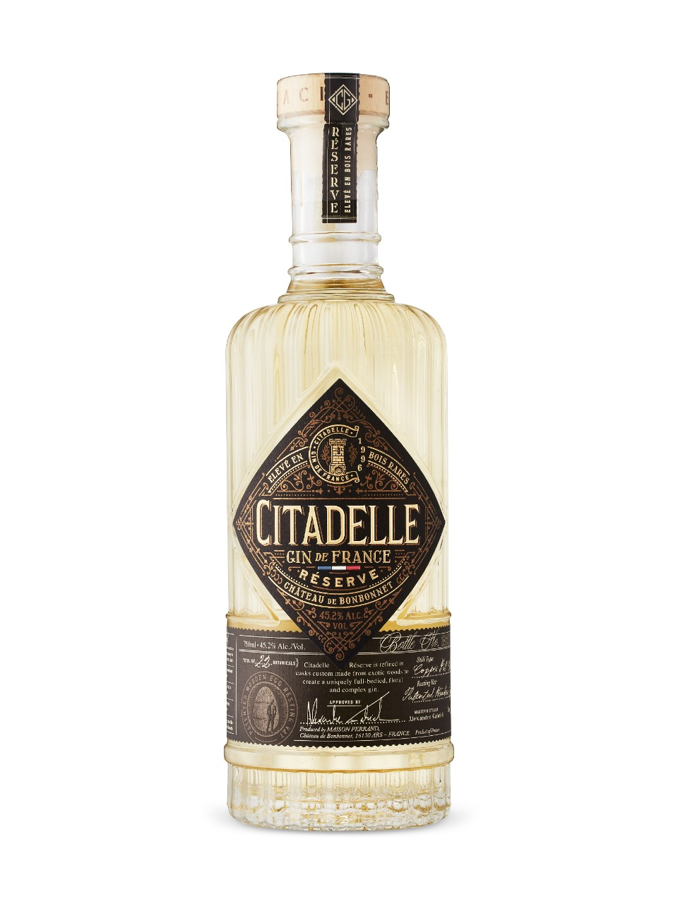 Image for Citadelle Gin Reserve from LCBO