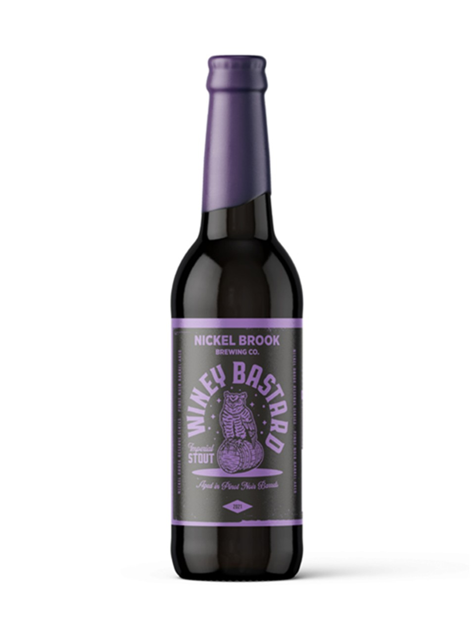 Image for Nickel Brook Winey Imperial Stout from LCBO
