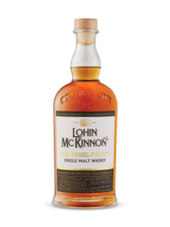Whisky canadien Lohin Mckinnon Black Sage VQA Collab Edition