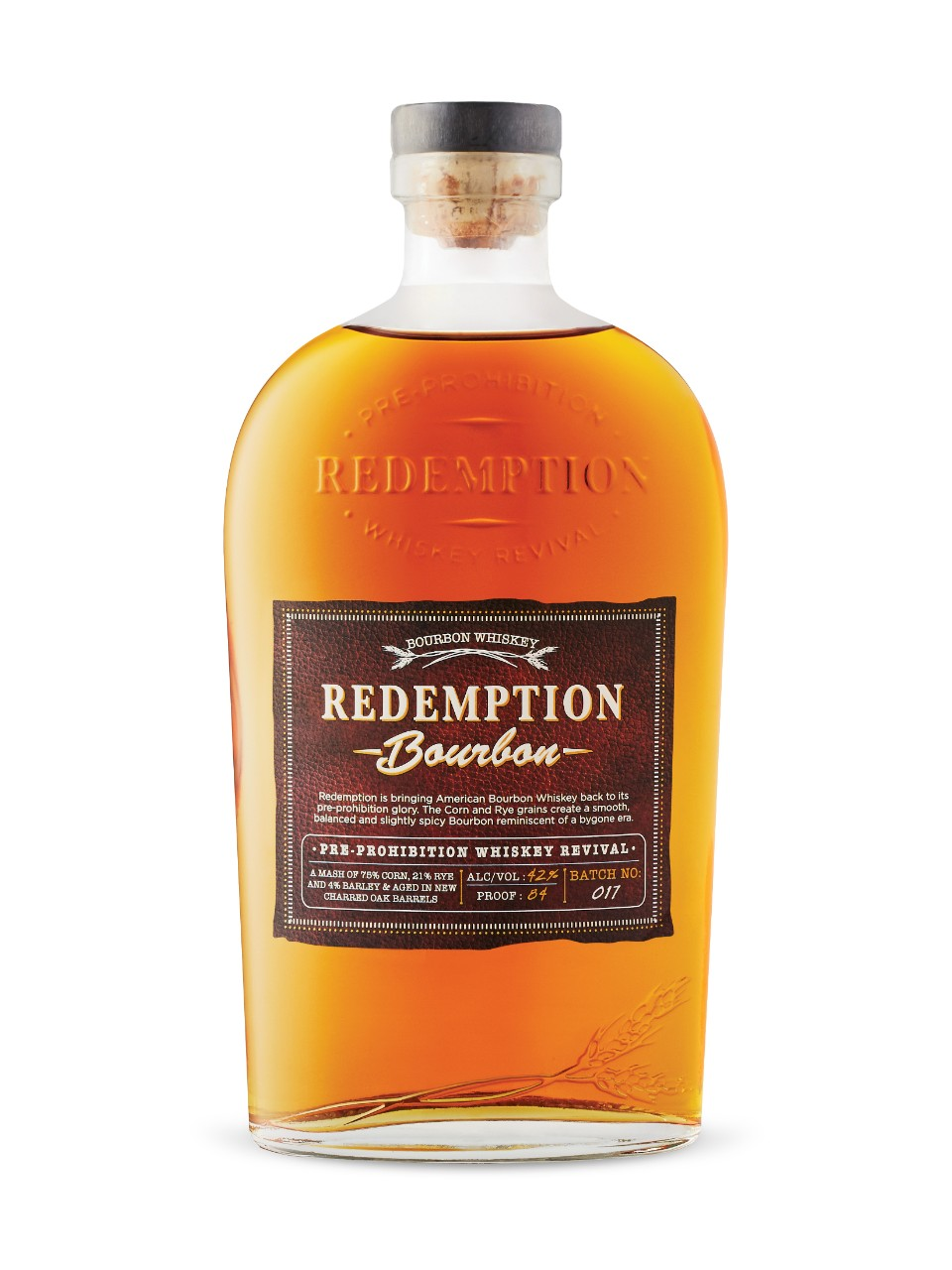 Image for Redemption Bourbon from LCBO