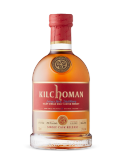 Whisky écossais Single Malt d'Islay Kilchoman PX Single Cask