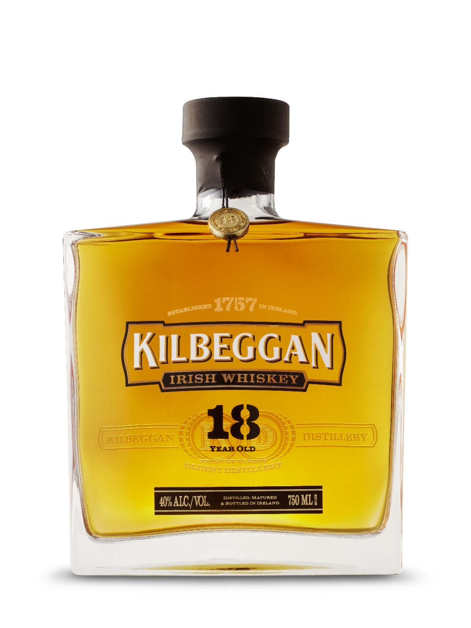 Image for Kilbeggan 18 Year Old Irish Whiskey from LCBO
