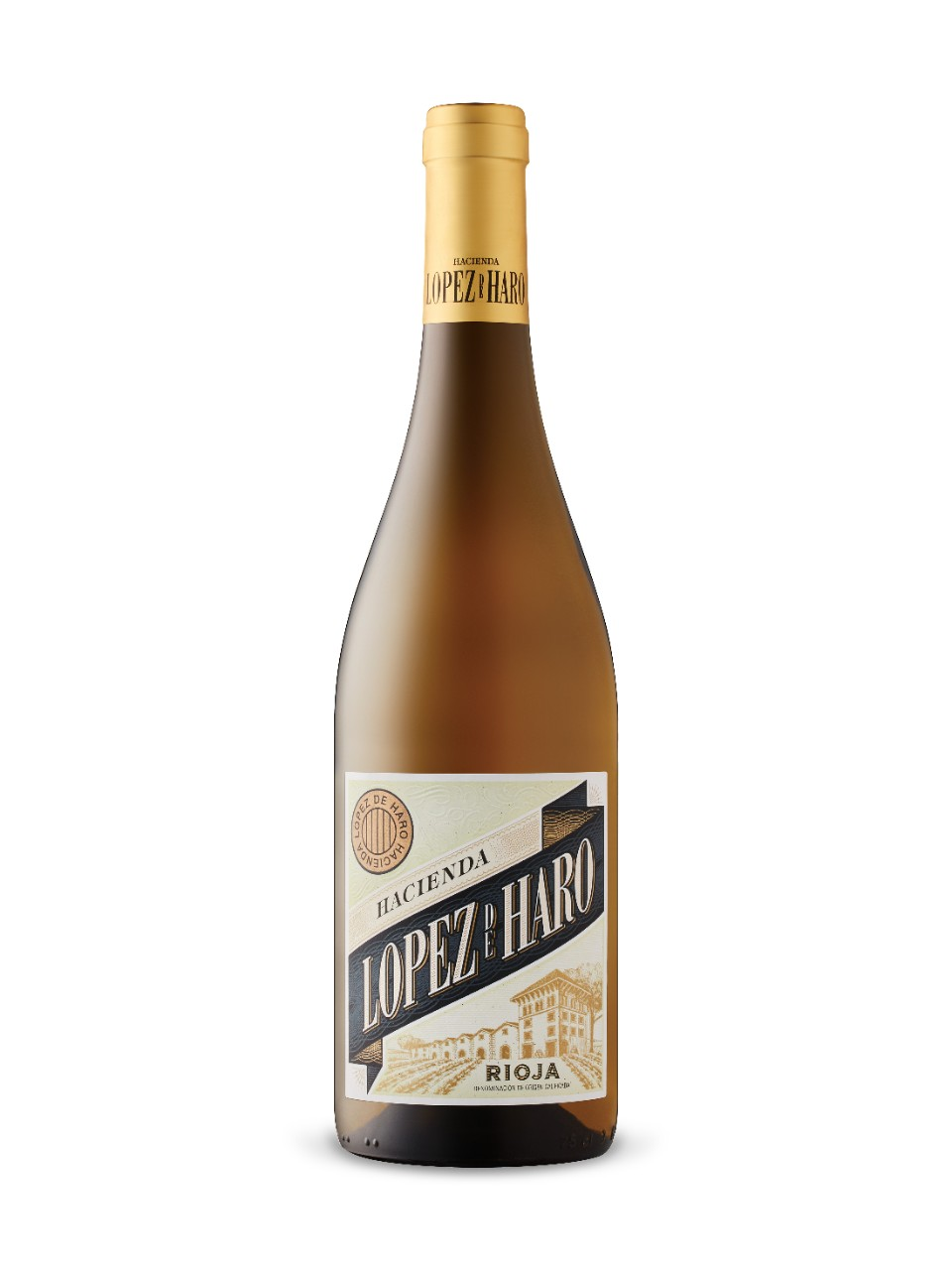 Image for Hacienda López de Haro Blanco 2018 from LCBO