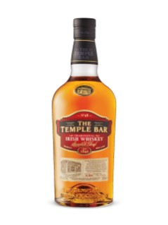 Whiskey irlandais The Temple Bar Signature Blend
