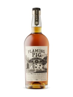 Whiskey irlandais Flaming Pig Black Cask