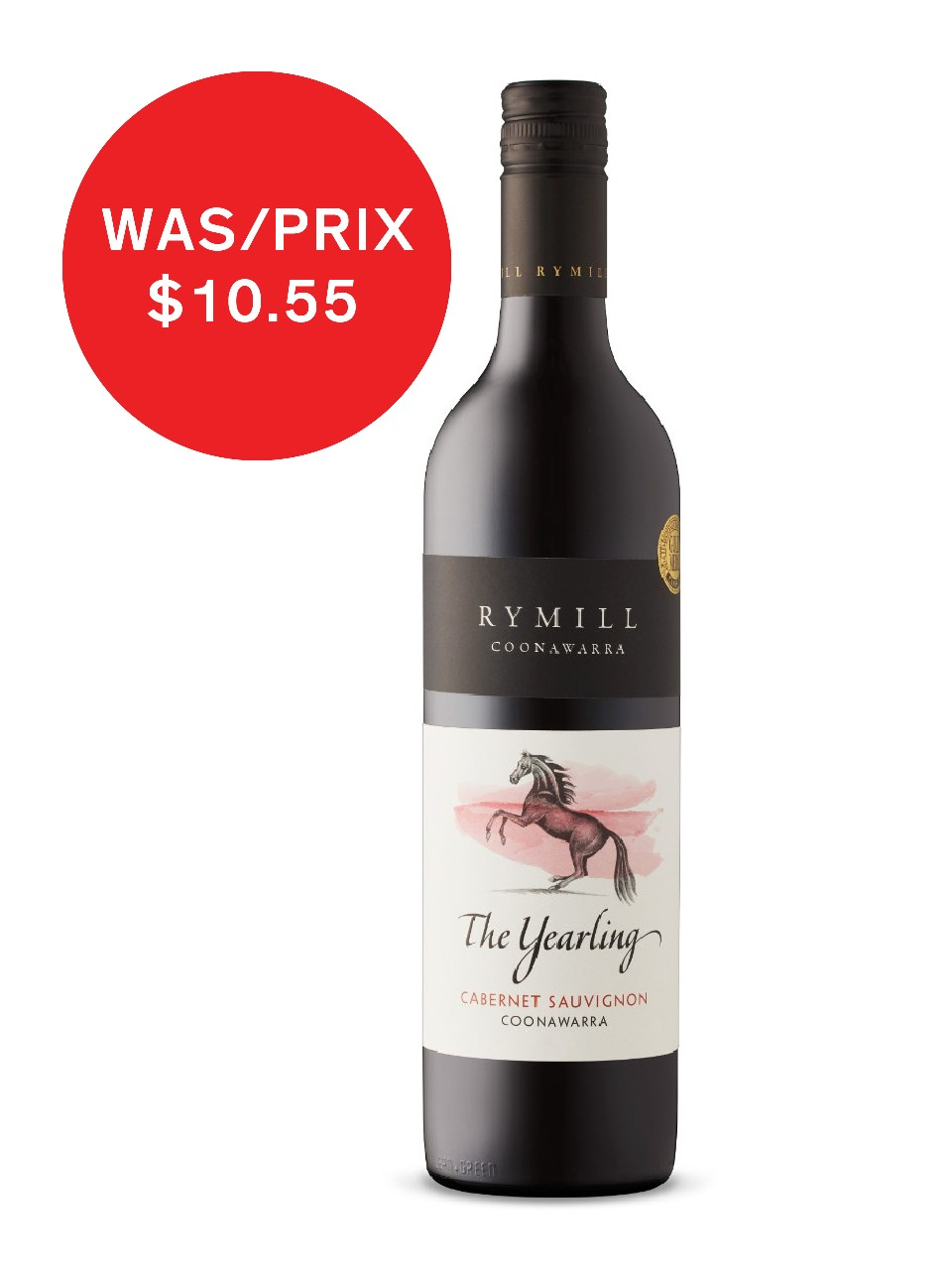 Image for Rymill The Yearling Cabernet Sauvignon Coonawarra from LCBO