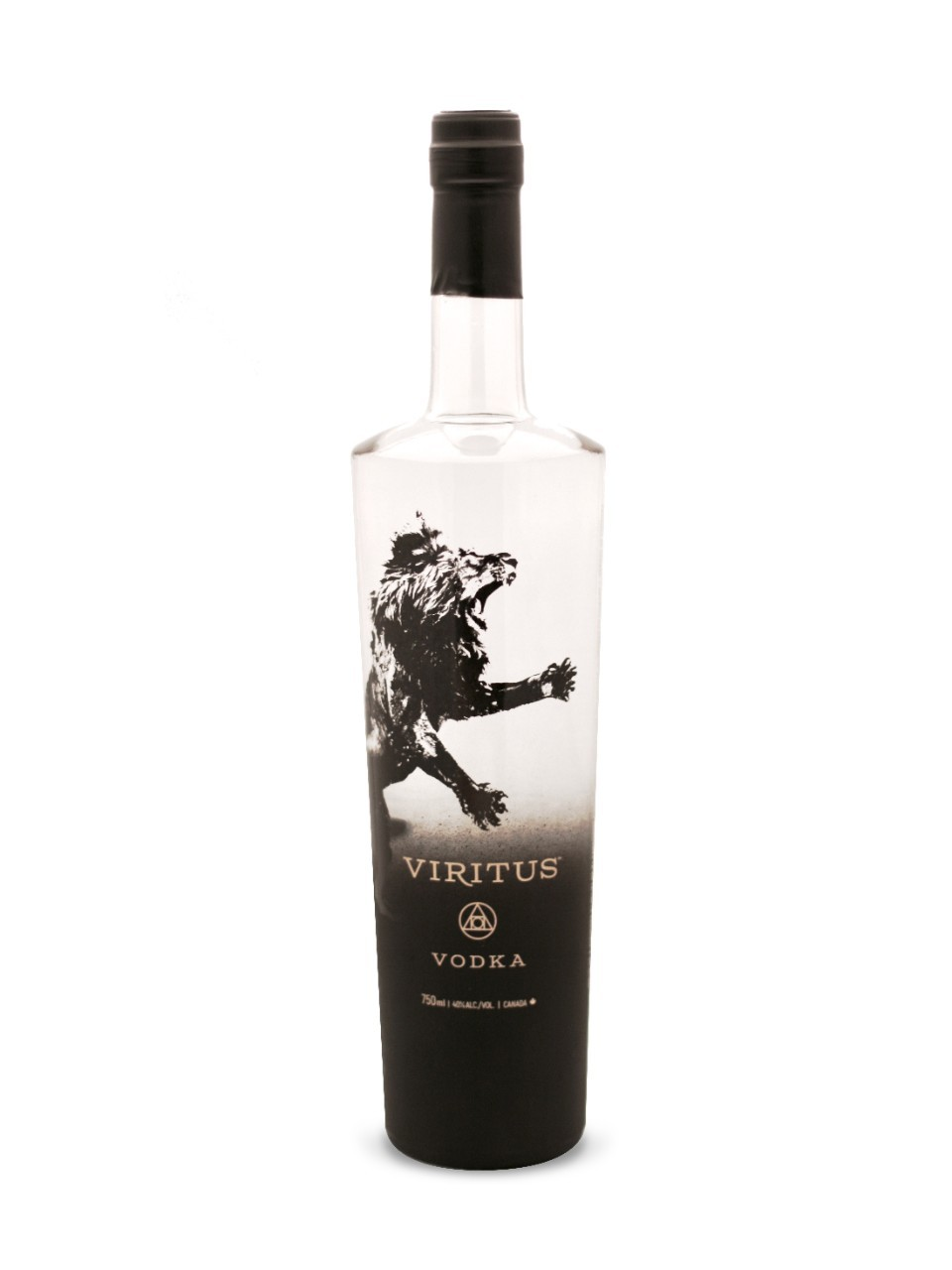 Viritus Organic Vodka from LCBO