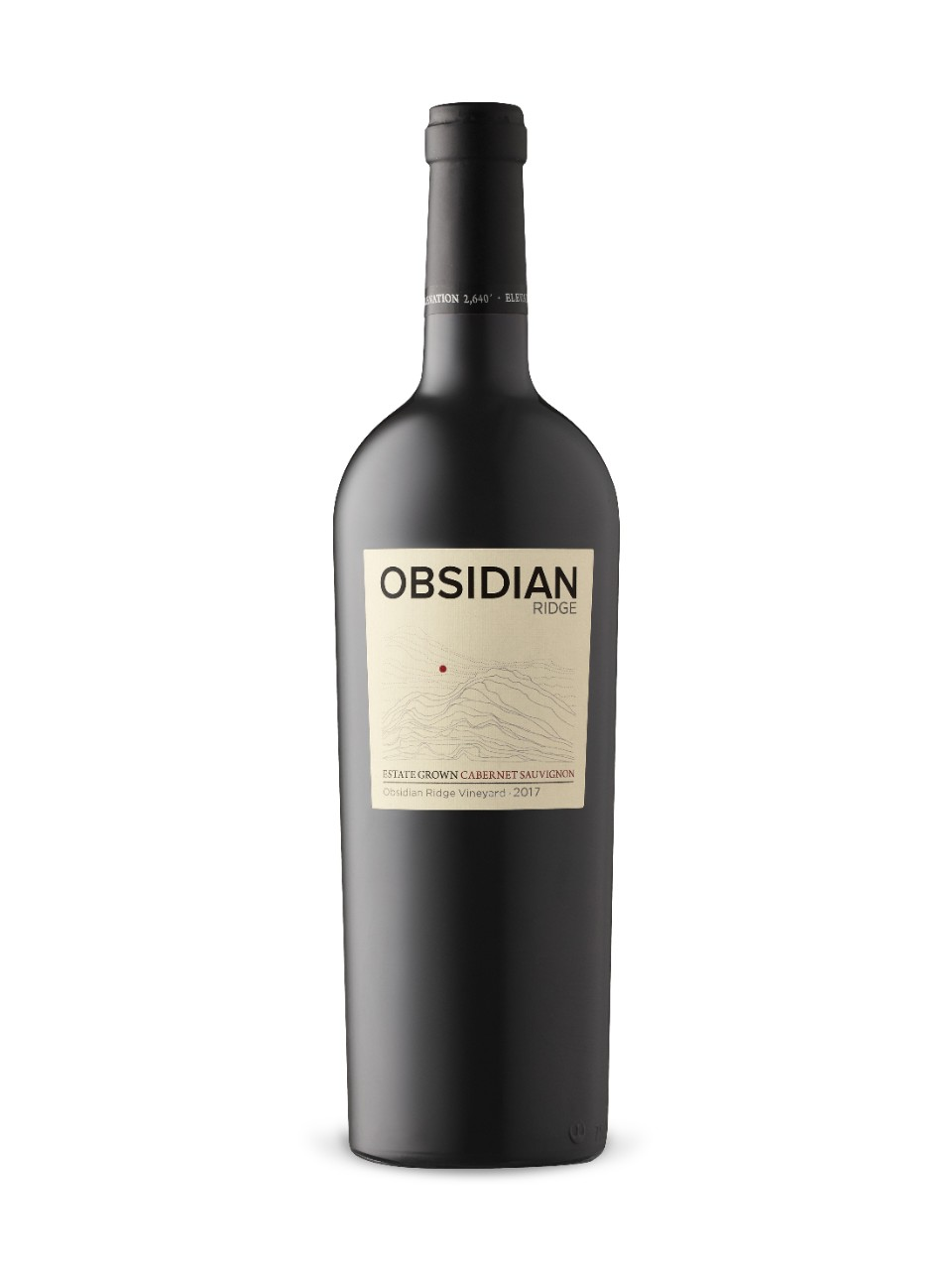 Image for Obsidian Ridge Estate Cabernet Sauvignon 2017 from LCBO