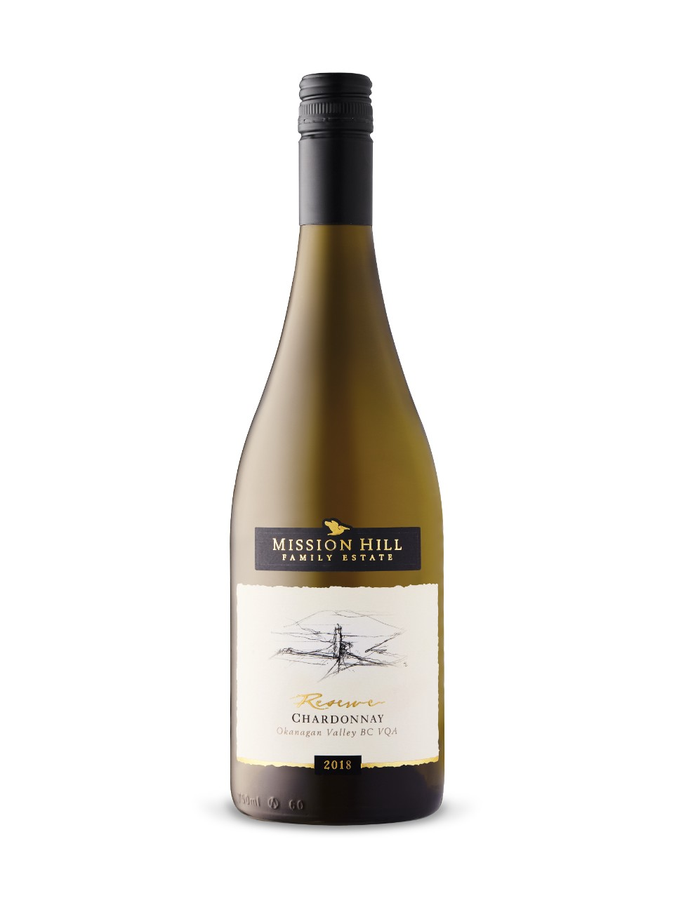 Image for Mission Hill Reserve Chardonnay from LCBO