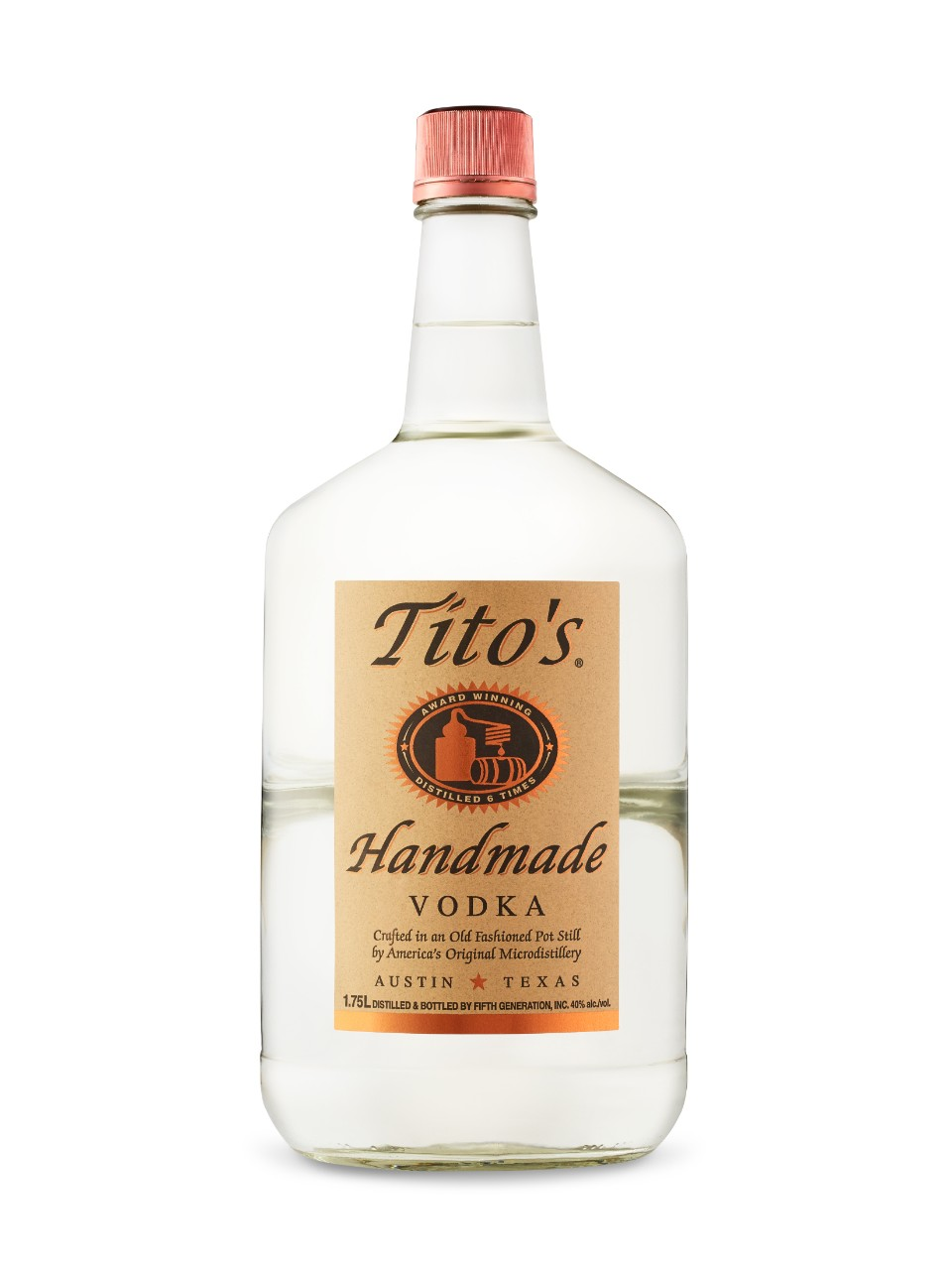 Image for Tito's Handmade Vodka from LCBO