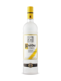 Vodka aromatisée Ketel One Citron