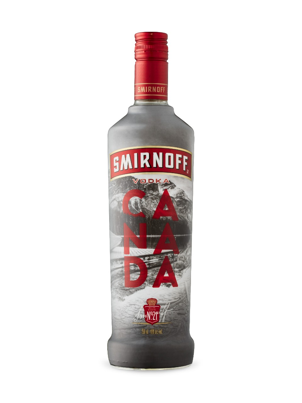 Image for Smirnoff Canada Bottle from LCBO