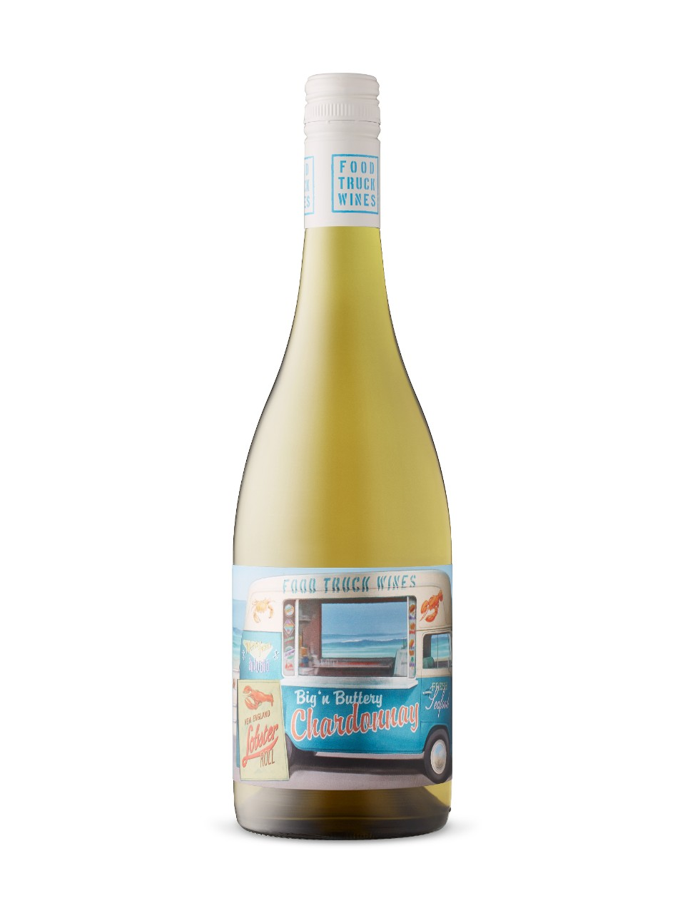 Image for Food Truck Wines Chardonnay from LCBO