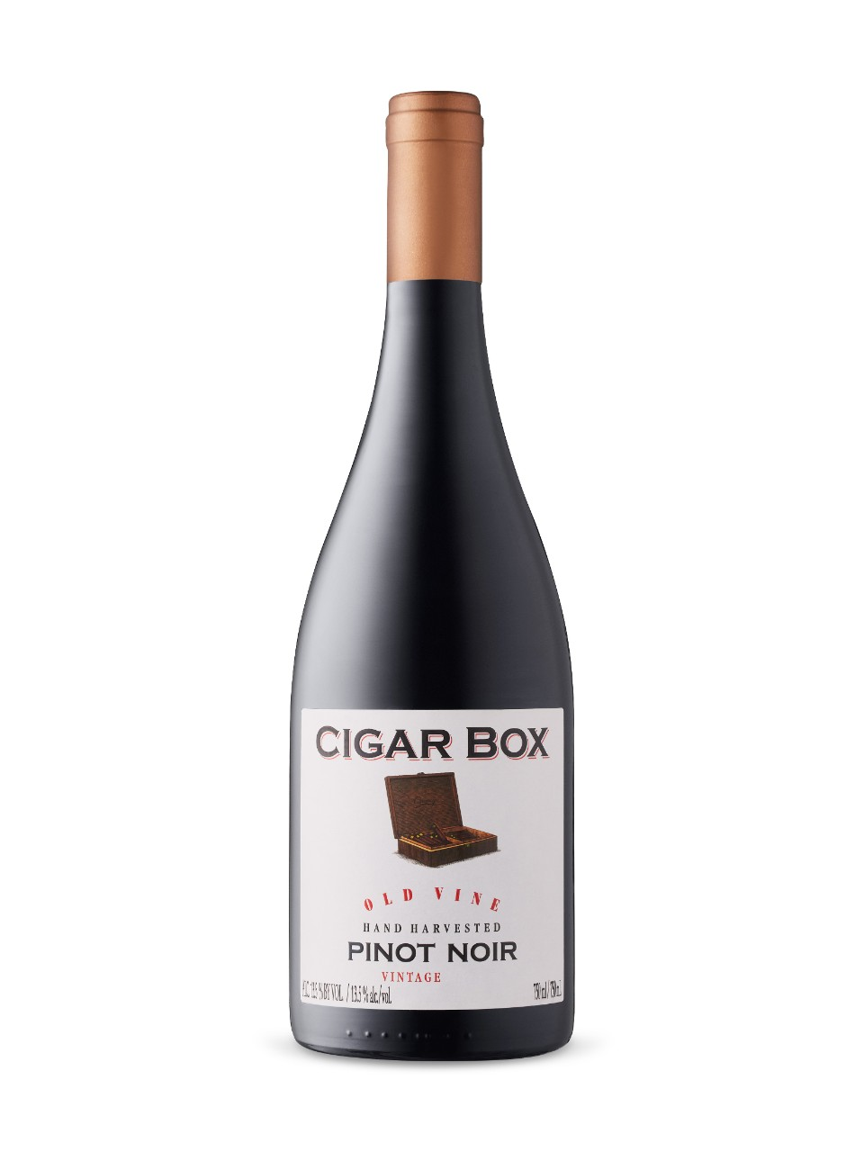 Image for Cigar Box Pinot Noir from LCBO