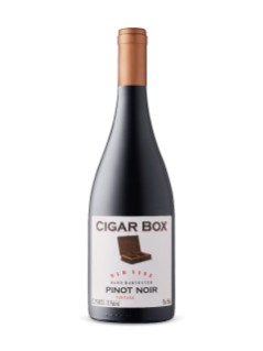 Cigar Box Pinot Noir