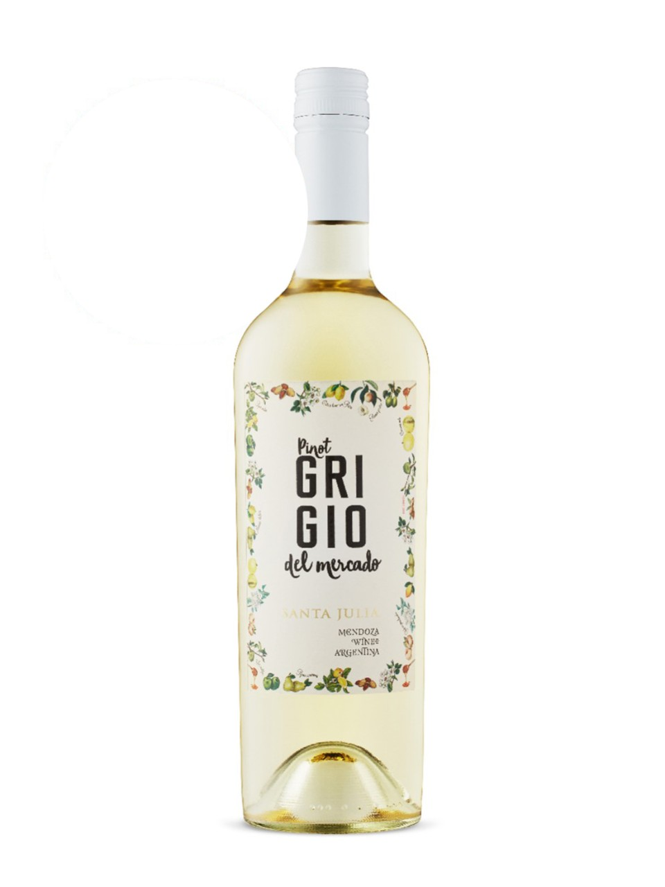 Santa Julia Pinot Grigio Del Mercado from LCBO