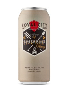 Royal City Smoked Honey