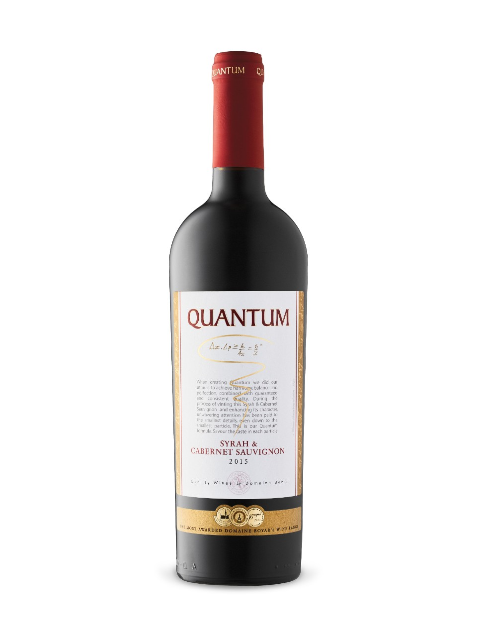 Image for Quantum Syrah/Cabernet Sauvignon 2015 from LCBO