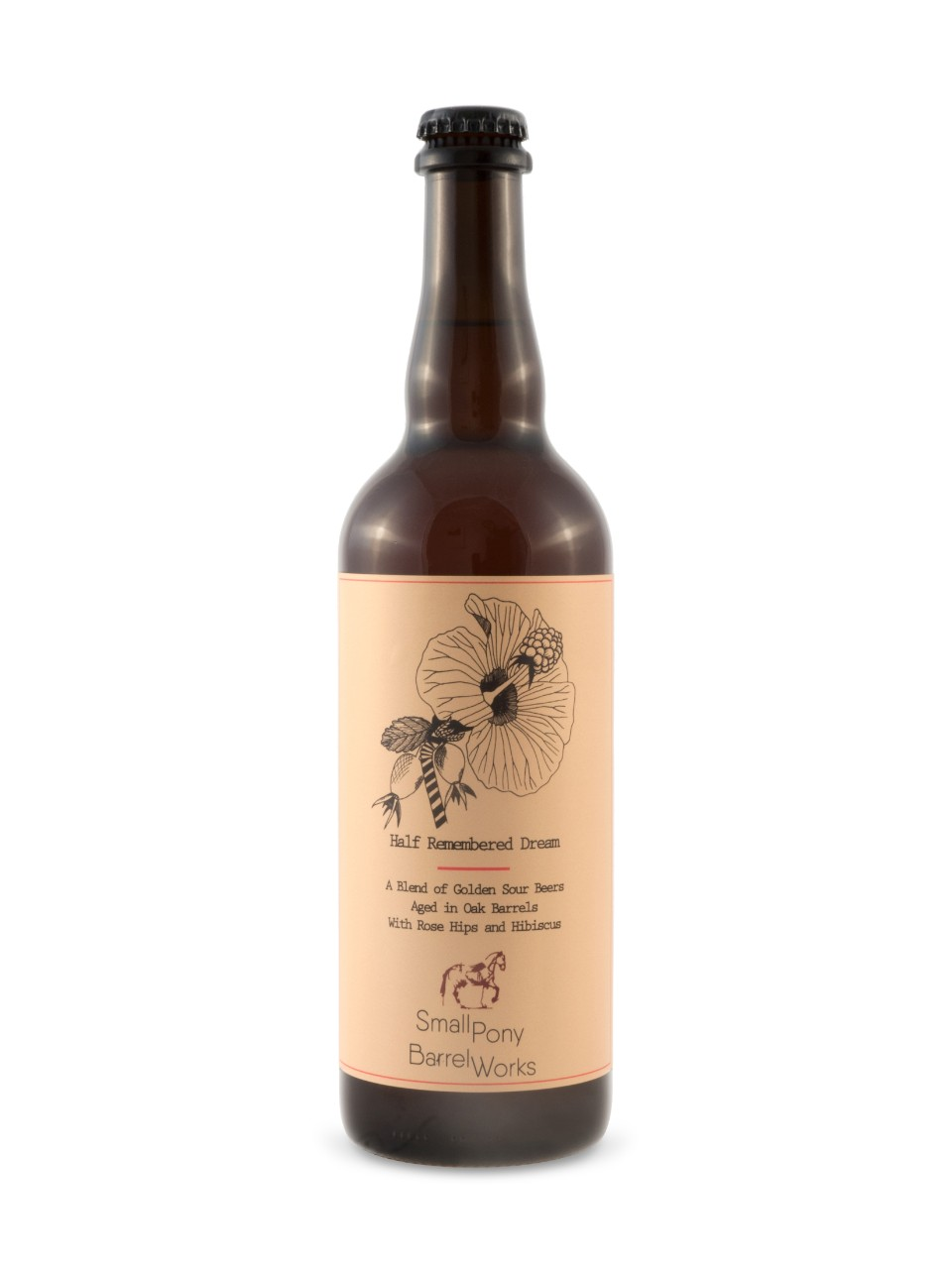 Image for Small Pony Barrel Works Half Remembered Dream from LCBO