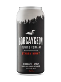 Bobcaygeon Brewing Starry Night Chocolate Stout
