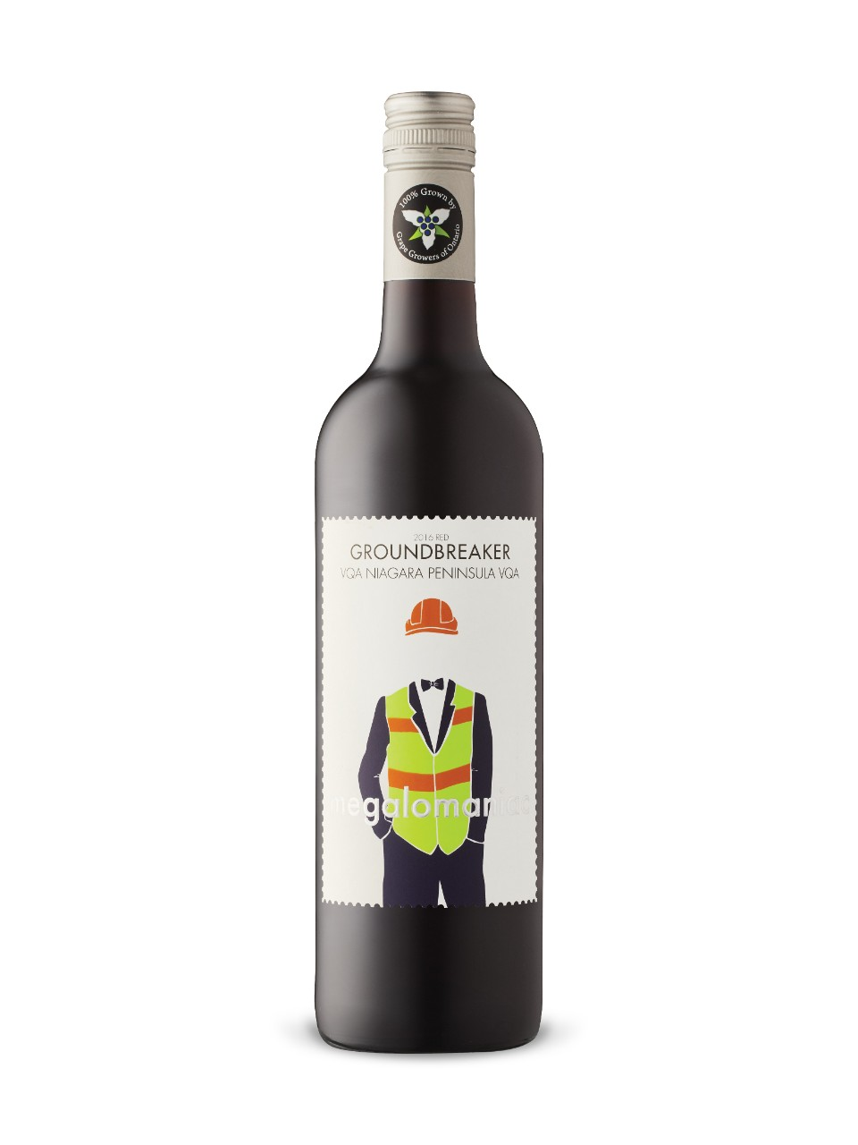 Image for Megalomaniac Groundbreaker Red 2016 from LCBO