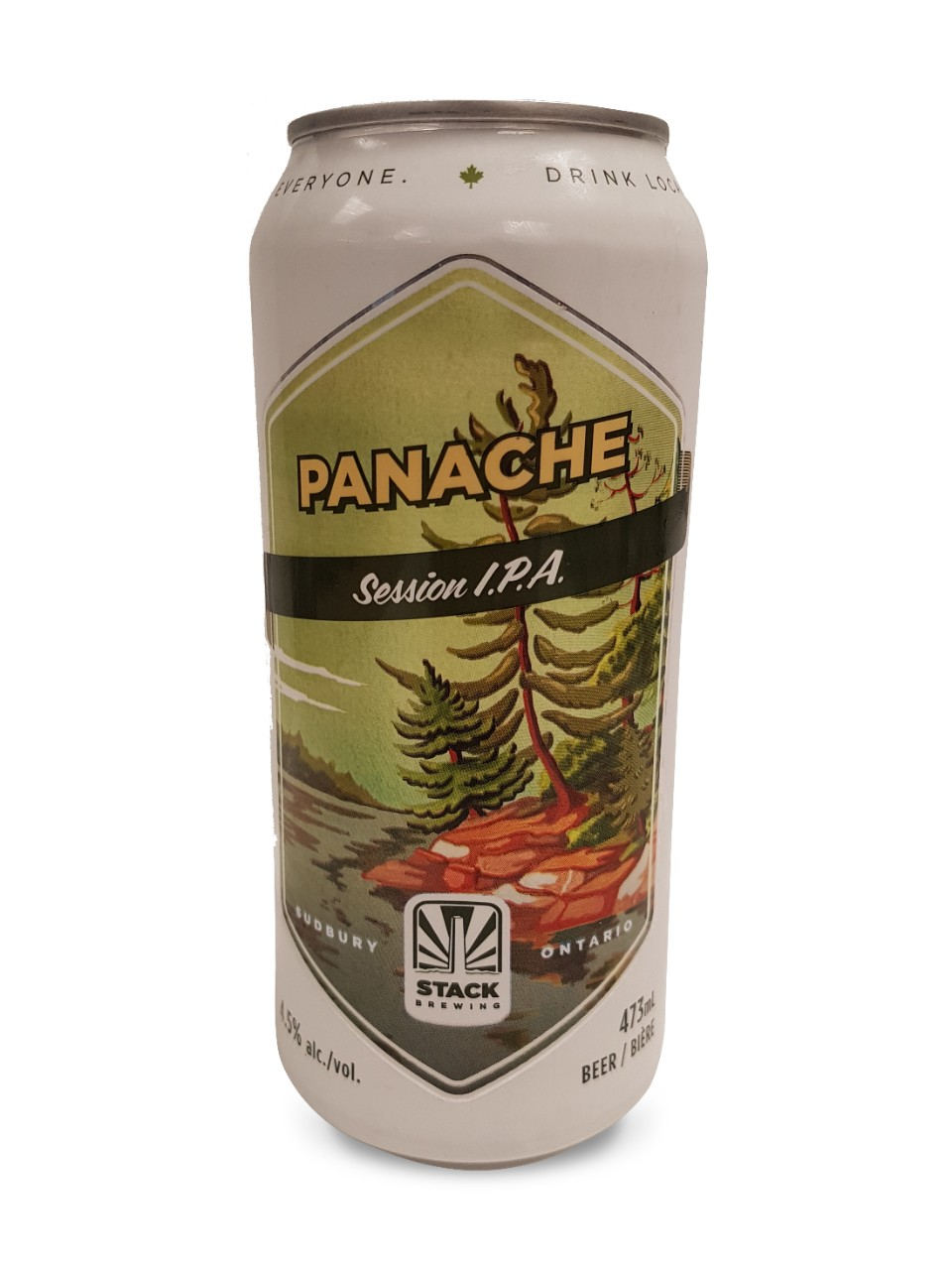 Image for Stack Brewing Panache Session IPA from LCBO