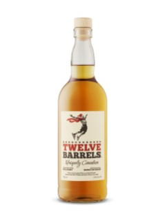 Whisky canadien Twelve Barrels