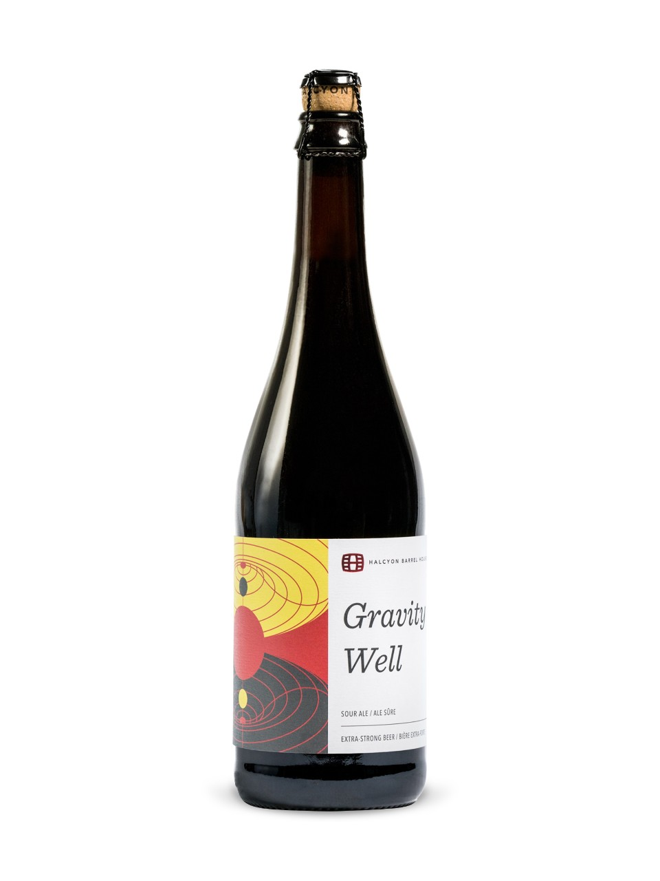 Beau's Halcyon Barrel House Gravity Well