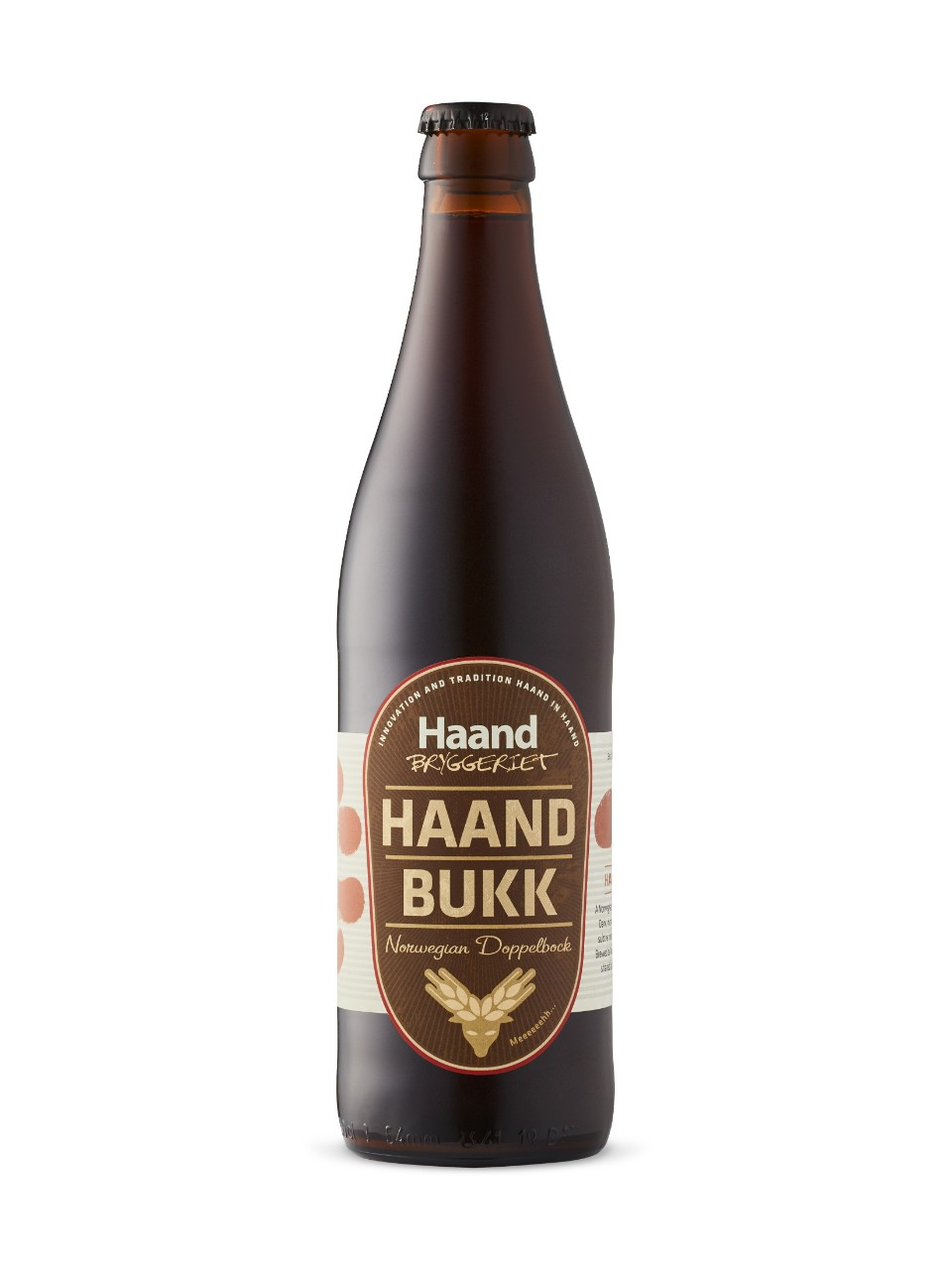 Image for HaandBukk Doppelbock from LCBO