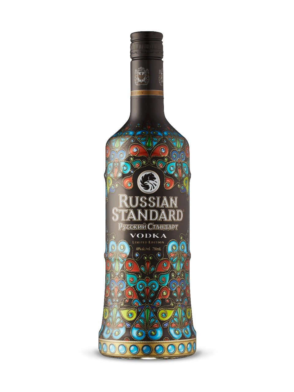 Image for Russian Standard Vodka Cloisonne Limited Edition from LCBO